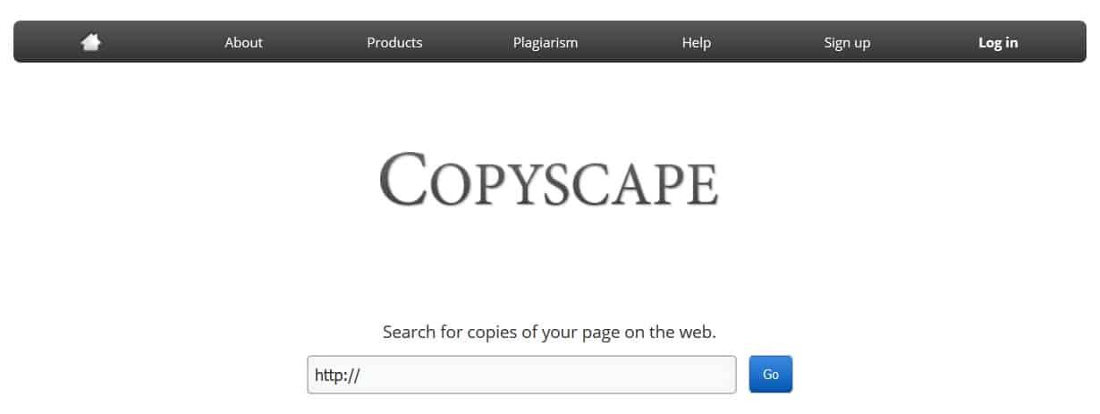 Unieke content controleren met Copyscape