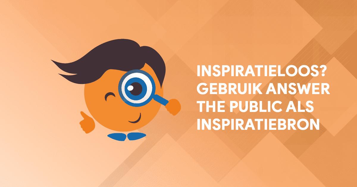 Inspiratie blogbericht tips