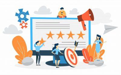 Klantbeoordelingen als krachtig onderdeel van online reputatiemanagement: hoe oordelen klanten over jouw organisatie?
